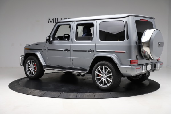 Used 2021 Mercedes-Benz G-Class AMG G 63 for sale $219,900 at Rolls-Royce Motor Cars Greenwich in Greenwich CT 06830 4