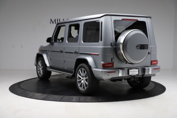 Used 2021 Mercedes-Benz G-Class AMG G 63 for sale $219,900 at Rolls-Royce Motor Cars Greenwich in Greenwich CT 06830 5