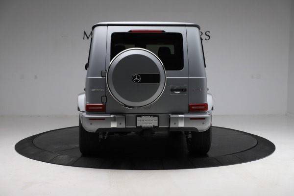 Used 2021 Mercedes-Benz G-Class AMG G 63 for sale $219,900 at Rolls-Royce Motor Cars Greenwich in Greenwich CT 06830 6