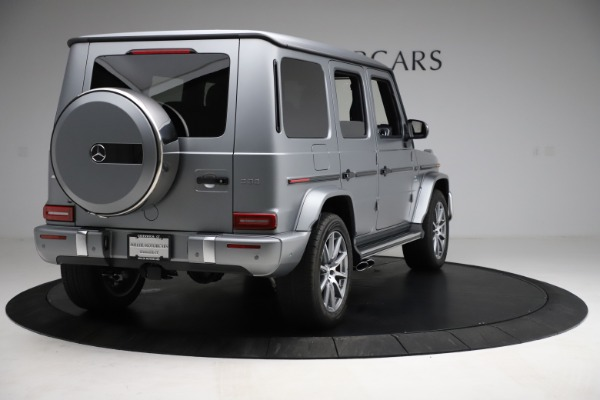 Used 2021 Mercedes-Benz G-Class AMG G 63 for sale $219,900 at Rolls-Royce Motor Cars Greenwich in Greenwich CT 06830 7