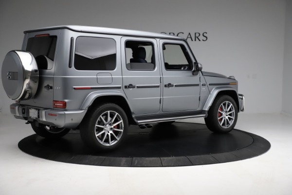 Used 2021 Mercedes-Benz G-Class AMG G 63 for sale $219,900 at Rolls-Royce Motor Cars Greenwich in Greenwich CT 06830 8