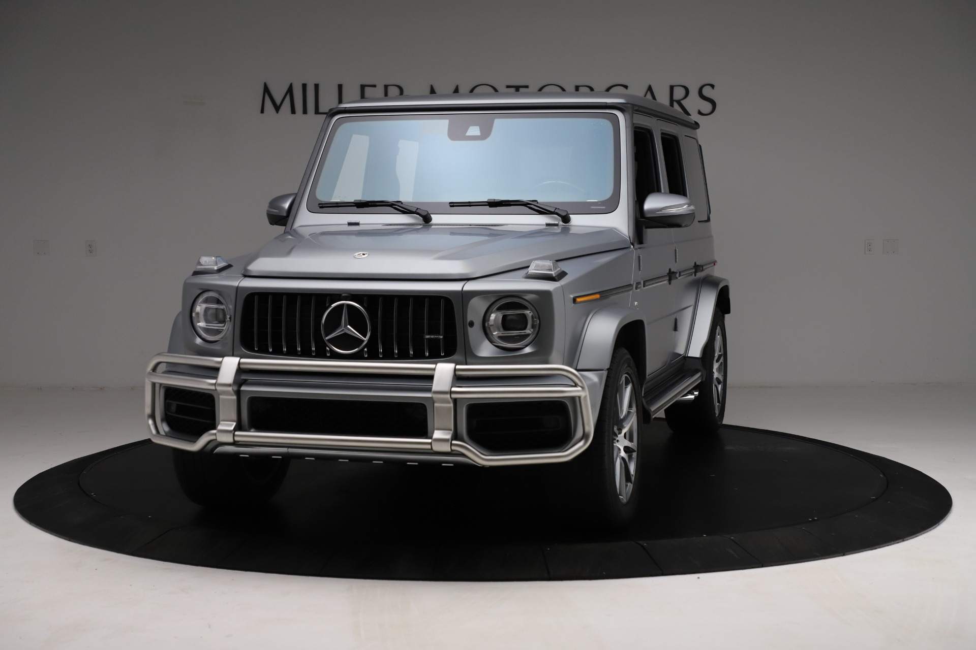 Used 2021 Mercedes-Benz G-Class AMG G 63 for sale $219,900 at Rolls-Royce Motor Cars Greenwich in Greenwich CT 06830 1