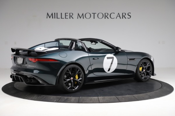 Used 2016 Jaguar F-TYPE Project 7 for sale $225,900 at Rolls-Royce Motor Cars Greenwich in Greenwich CT 06830 10