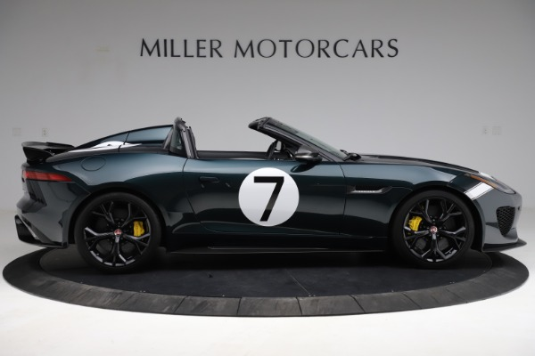 Used 2016 Jaguar F-TYPE Project 7 for sale $225,900 at Rolls-Royce Motor Cars Greenwich in Greenwich CT 06830 11