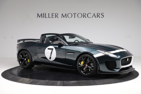 Used 2016 Jaguar F-TYPE Project 7 for sale $225,900 at Rolls-Royce Motor Cars Greenwich in Greenwich CT 06830 12