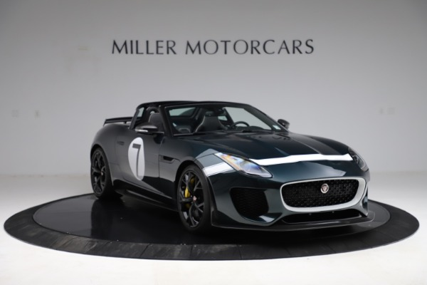 Used 2016 Jaguar F-TYPE Project 7 for sale $225,900 at Rolls-Royce Motor Cars Greenwich in Greenwich CT 06830 13
