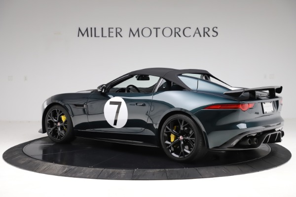 Used 2016 Jaguar F-TYPE Project 7 for sale $225,900 at Rolls-Royce Motor Cars Greenwich in Greenwich CT 06830 16