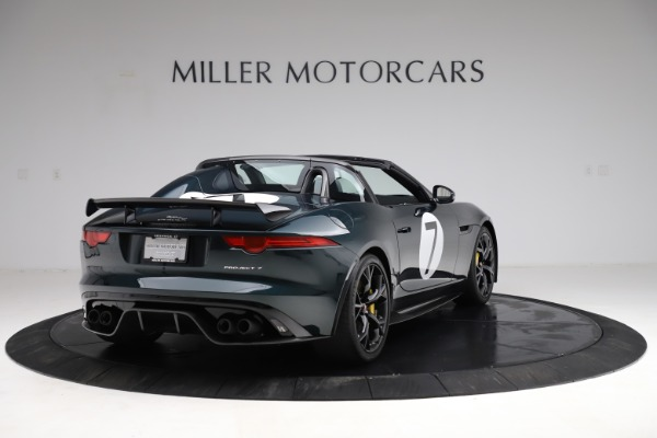 Used 2016 Jaguar F-TYPE Project 7 for sale $225,900 at Rolls-Royce Motor Cars Greenwich in Greenwich CT 06830 17