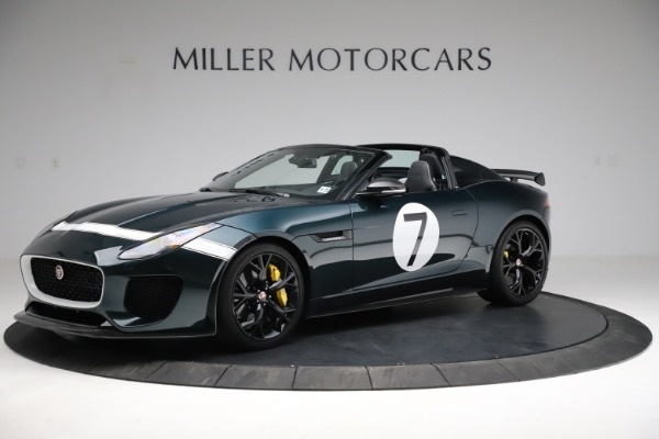 Used 2016 Jaguar F-TYPE Project 7 for sale $225,900 at Rolls-Royce Motor Cars Greenwich in Greenwich CT 06830 2