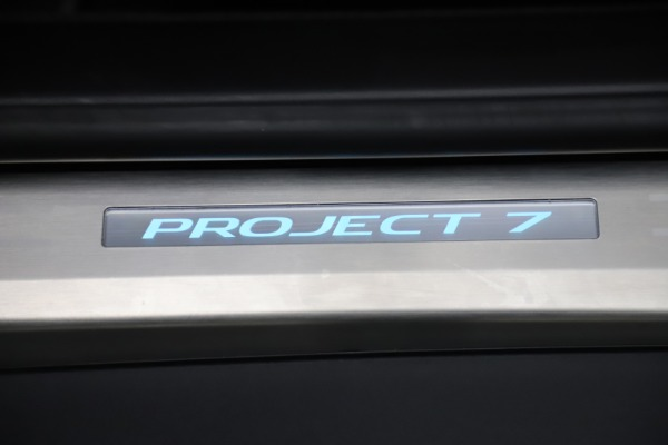 Used 2016 Jaguar F-TYPE Project 7 for sale $225,900 at Rolls-Royce Motor Cars Greenwich in Greenwich CT 06830 22