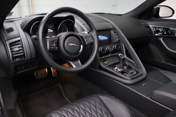 Used 2016 Jaguar F-TYPE Project 7 for sale $225,900 at Rolls-Royce Motor Cars Greenwich in Greenwich CT 06830 23