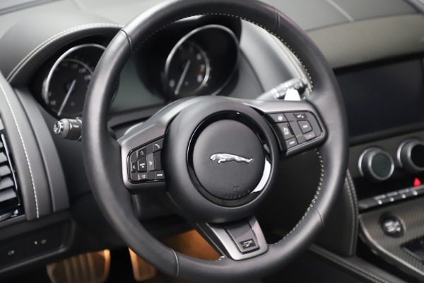 Used 2016 Jaguar F-TYPE Project 7 for sale $225,900 at Rolls-Royce Motor Cars Greenwich in Greenwich CT 06830 27