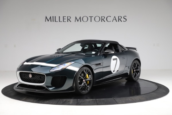 Used 2016 Jaguar F-TYPE Project 7 for sale $225,900 at Rolls-Royce Motor Cars Greenwich in Greenwich CT 06830 4