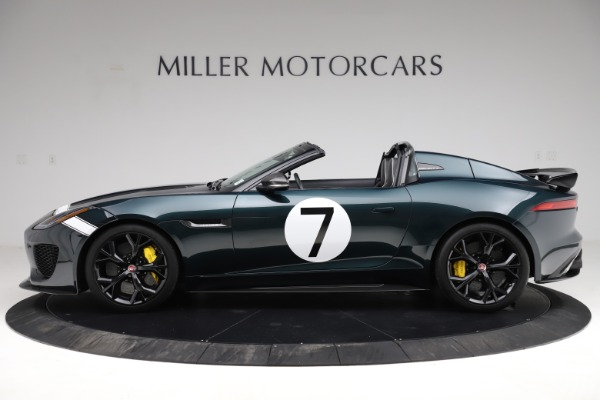 Used 2016 Jaguar F-TYPE Project 7 for sale $225,900 at Rolls-Royce Motor Cars Greenwich in Greenwich CT 06830 5
