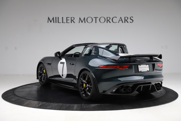 Used 2016 Jaguar F-TYPE Project 7 for sale $225,900 at Rolls-Royce Motor Cars Greenwich in Greenwich CT 06830 7