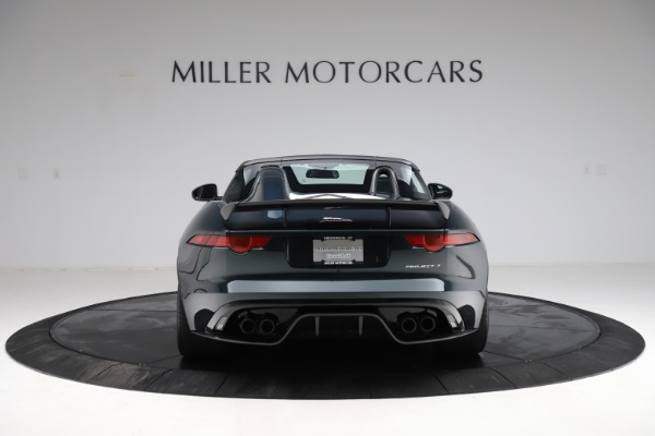 Used 2016 Jaguar F-TYPE Project 7 for sale $225,900 at Rolls-Royce Motor Cars Greenwich in Greenwich CT 06830 8