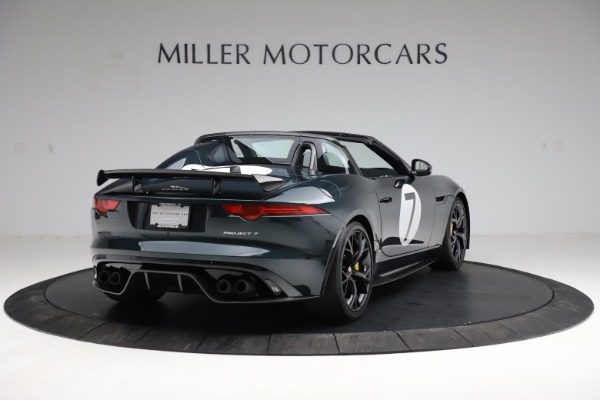 Used 2016 Jaguar F-TYPE Project 7 for sale $225,900 at Rolls-Royce Motor Cars Greenwich in Greenwich CT 06830 9
