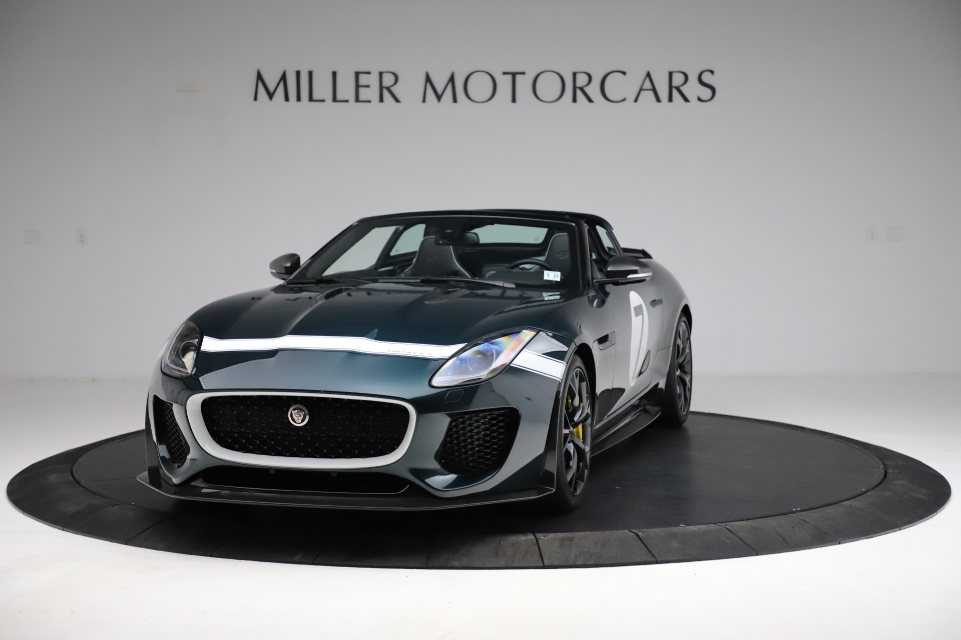 Used 2016 Jaguar F-TYPE Project 7 for sale $225,900 at Rolls-Royce Motor Cars Greenwich in Greenwich CT 06830 1