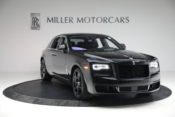 Used 2018 Rolls-Royce Ghost for sale $249,900 at Rolls-Royce Motor Cars Greenwich in Greenwich CT 06830 10