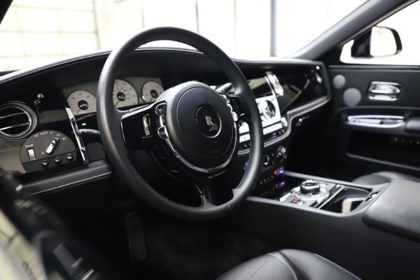 Used 2018 Rolls-Royce Ghost for sale $249,900 at Rolls-Royce Motor Cars Greenwich in Greenwich CT 06830 12