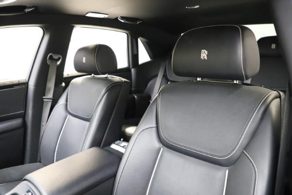 Used 2018 Rolls-Royce Ghost for sale $249,900 at Rolls-Royce Motor Cars Greenwich in Greenwich CT 06830 14