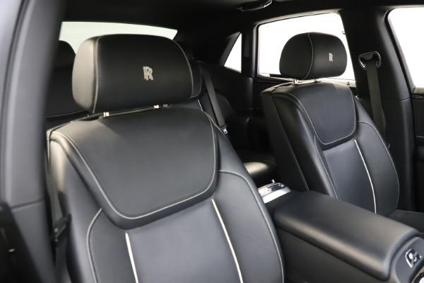 Used 2018 Rolls-Royce Ghost for sale $249,900 at Rolls-Royce Motor Cars Greenwich in Greenwich CT 06830 15
