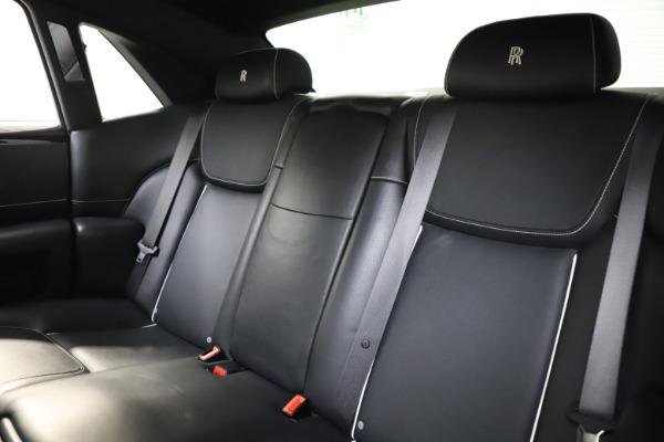 Used 2018 Rolls-Royce Ghost for sale $249,900 at Rolls-Royce Motor Cars Greenwich in Greenwich CT 06830 16