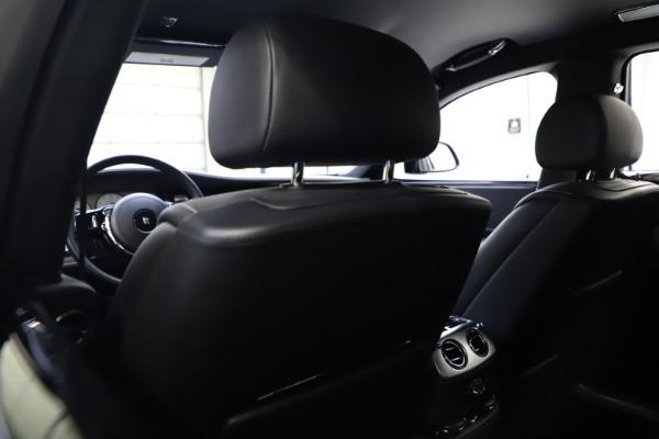 Used 2018 Rolls-Royce Ghost for sale $249,900 at Rolls-Royce Motor Cars Greenwich in Greenwich CT 06830 18