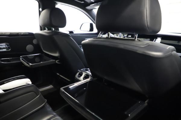 Used 2018 Rolls-Royce Ghost for sale $249,900 at Rolls-Royce Motor Cars Greenwich in Greenwich CT 06830 22