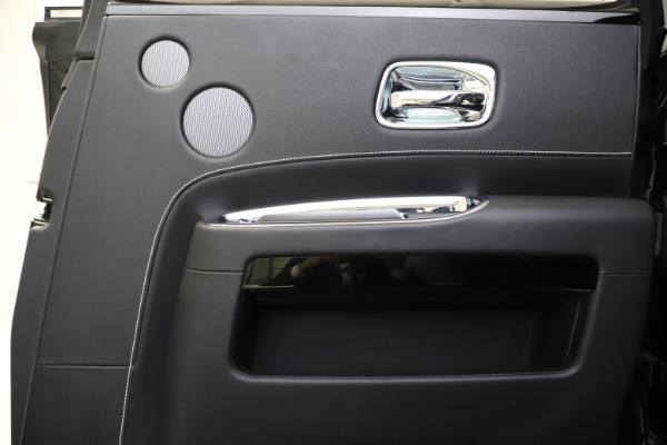 Used 2018 Rolls-Royce Ghost for sale $249,900 at Rolls-Royce Motor Cars Greenwich in Greenwich CT 06830 23