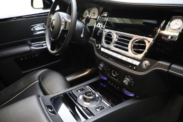 Used 2018 Rolls-Royce Ghost for sale $249,900 at Rolls-Royce Motor Cars Greenwich in Greenwich CT 06830 26