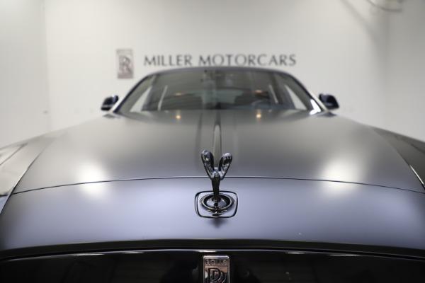 Used 2018 Rolls-Royce Ghost for sale $249,900 at Rolls-Royce Motor Cars Greenwich in Greenwich CT 06830 28