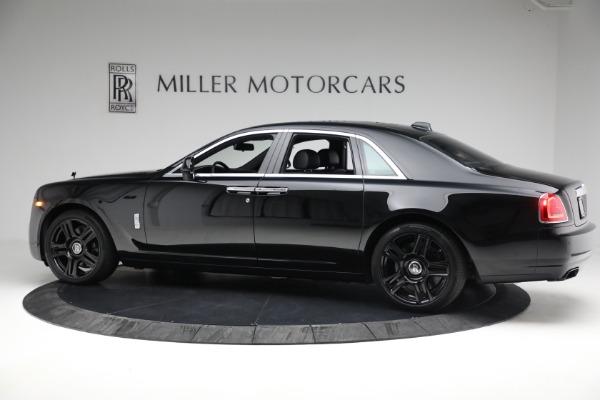Used 2018 Rolls-Royce Ghost for sale $249,900 at Rolls-Royce Motor Cars Greenwich in Greenwich CT 06830 4