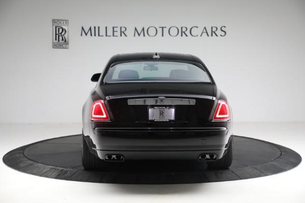 Used 2018 Rolls-Royce Ghost for sale $249,900 at Rolls-Royce Motor Cars Greenwich in Greenwich CT 06830 5