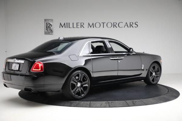 Used 2018 Rolls-Royce Ghost for sale $249,900 at Rolls-Royce Motor Cars Greenwich in Greenwich CT 06830 7
