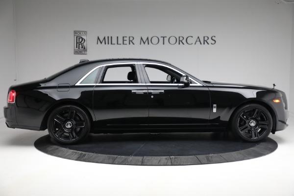Used 2018 Rolls-Royce Ghost for sale $249,900 at Rolls-Royce Motor Cars Greenwich in Greenwich CT 06830 8