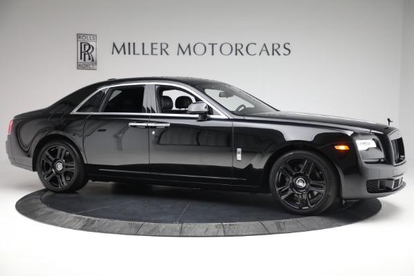 Used 2018 Rolls-Royce Ghost for sale $249,900 at Rolls-Royce Motor Cars Greenwich in Greenwich CT 06830 9