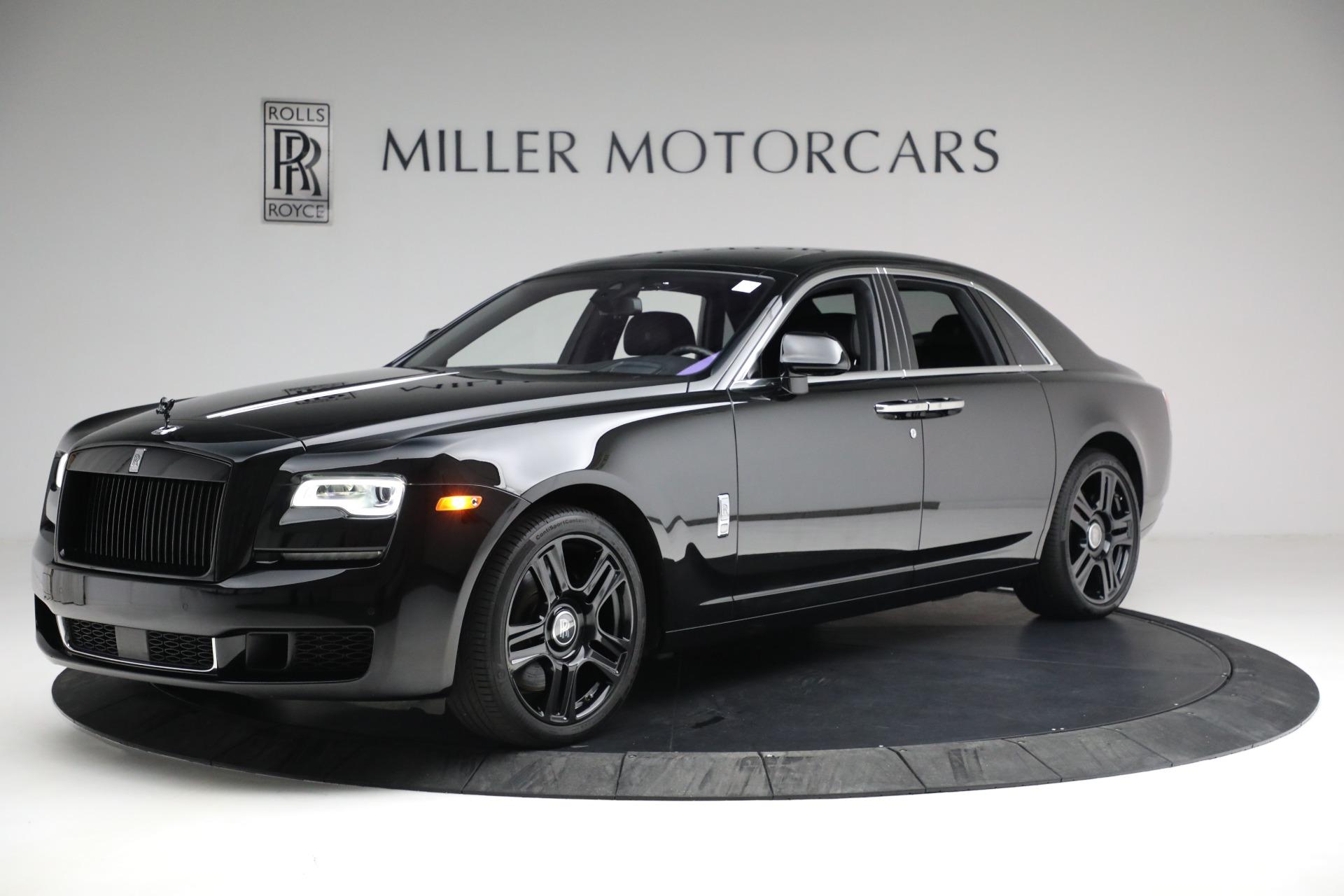 Used 2018 Rolls-Royce Ghost for sale $249,900 at Rolls-Royce Motor Cars Greenwich in Greenwich CT 06830 1