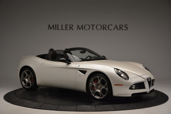 Used 2009 Alfa Romeo 8C Competizione Spider for sale $345,900 at Rolls-Royce Motor Cars Greenwich in Greenwich CT 06830 10