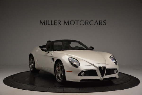 Used 2009 Alfa Romeo 8C Competizione Spider for sale $345,900 at Rolls-Royce Motor Cars Greenwich in Greenwich CT 06830 11