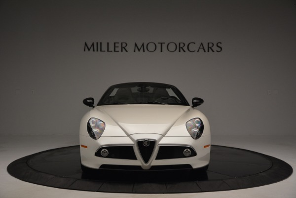 Used 2009 Alfa Romeo 8C Competizione Spider for sale $345,900 at Rolls-Royce Motor Cars Greenwich in Greenwich CT 06830 12