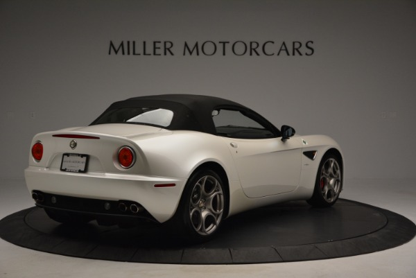 Used 2009 Alfa Romeo 8C Competizione Spider for sale $345,900 at Rolls-Royce Motor Cars Greenwich in Greenwich CT 06830 16