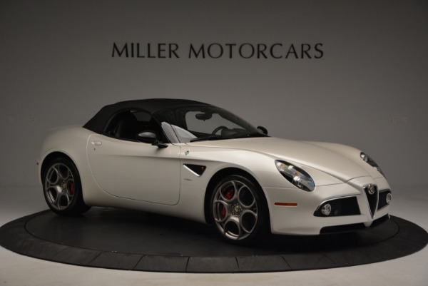 Used 2009 Alfa Romeo 8C Competizione Spider for sale $345,900 at Rolls-Royce Motor Cars Greenwich in Greenwich CT 06830 17