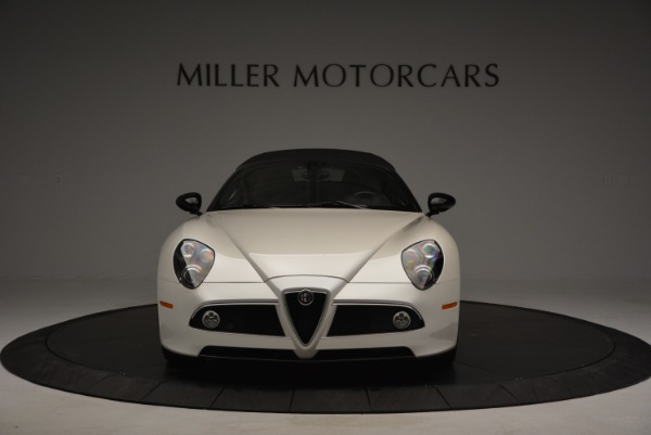 Used 2009 Alfa Romeo 8C Competizione Spider for sale $345,900 at Rolls-Royce Motor Cars Greenwich in Greenwich CT 06830 18