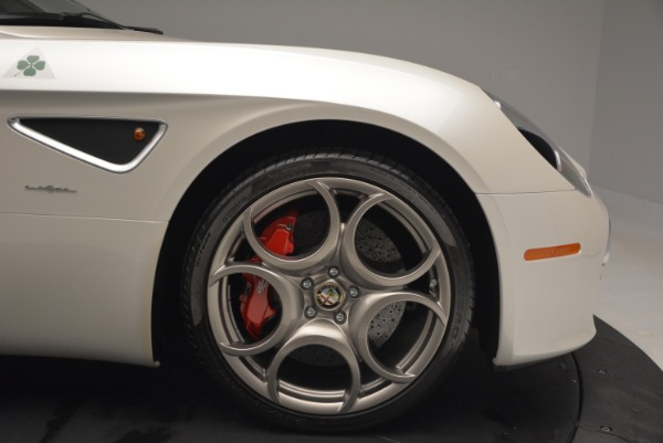 Used 2009 Alfa Romeo 8C Competizione Spider for sale $345,900 at Rolls-Royce Motor Cars Greenwich in Greenwich CT 06830 19