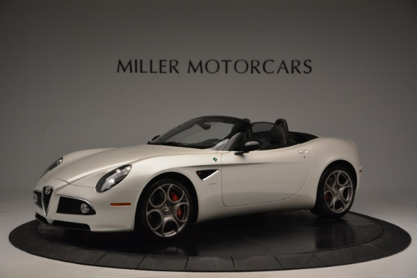 Used 2009 Alfa Romeo 8C Competizione Spider for sale $345,900 at Rolls-Royce Motor Cars Greenwich in Greenwich CT 06830 2