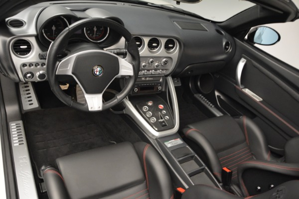 Used 2009 Alfa Romeo 8C Competizione Spider for sale $345,900 at Rolls-Royce Motor Cars Greenwich in Greenwich CT 06830 20
