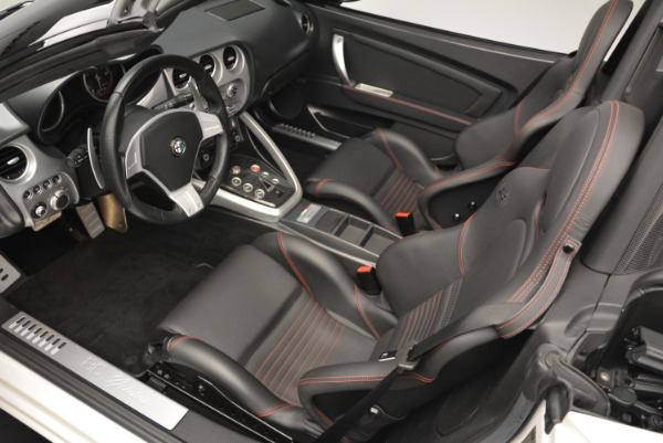 Used 2009 Alfa Romeo 8C Competizione Spider for sale $345,900 at Rolls-Royce Motor Cars Greenwich in Greenwich CT 06830 21