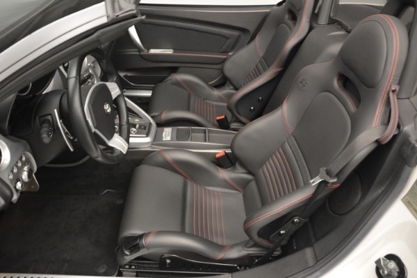 Used 2009 Alfa Romeo 8C Competizione Spider for sale $345,900 at Rolls-Royce Motor Cars Greenwich in Greenwich CT 06830 22