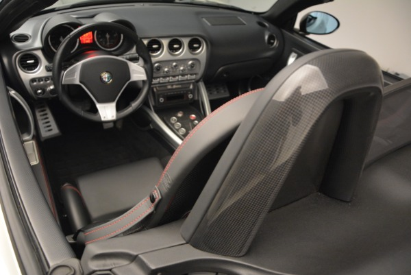 Used 2009 Alfa Romeo 8C Competizione Spider for sale $345,900 at Rolls-Royce Motor Cars Greenwich in Greenwich CT 06830 26